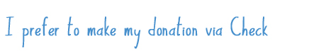 Angelight Films - Donation via Check